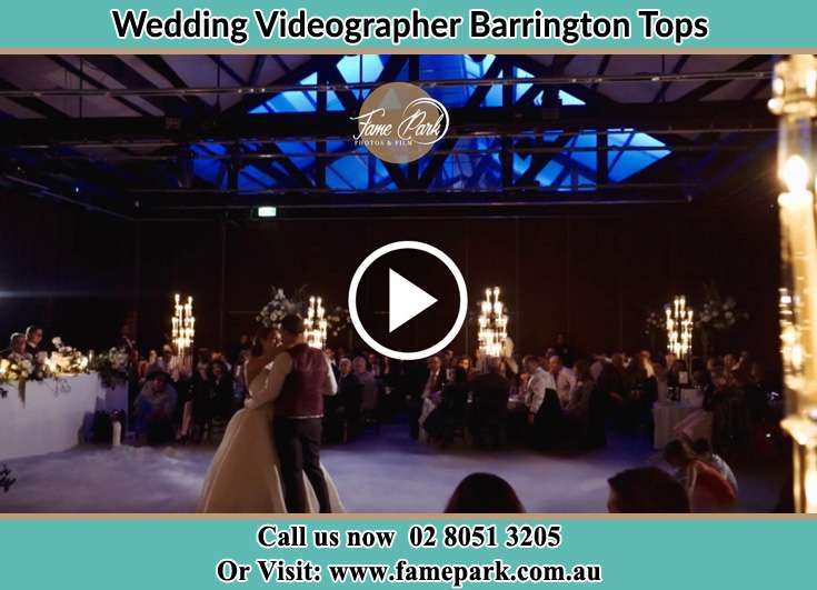 The new couple dancing on the dance floor Barrington Tops NSW 2422