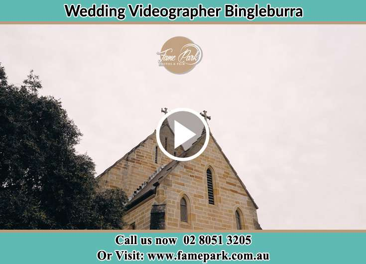 The Wedding Church venue Bingleburra NSW 2311