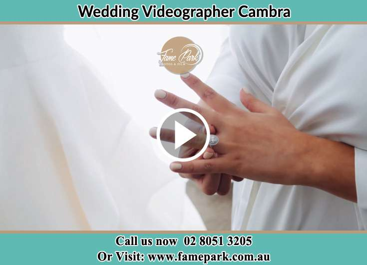 The Bride tried her wedding ring Cambra NSW 2420