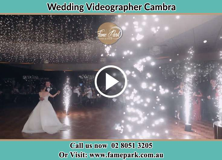 The new couple dancing on the dance floor Cambra NSW 2420