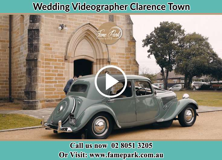 The Bridal car Clarence Town NSW 2321