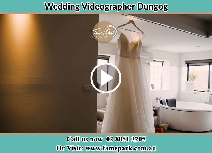 The Bride's Wedding Gown Dungog
