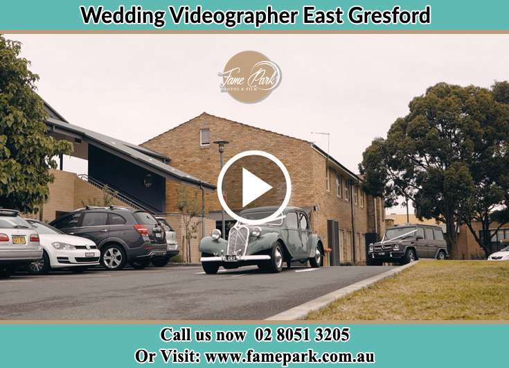 The Bridal car East Gresford NSW 2311