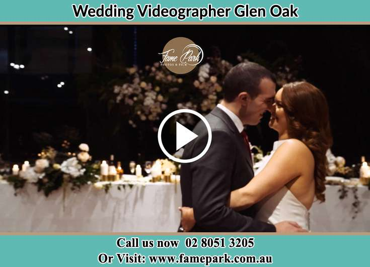 The Groom and the Bride looking at each other Glen Oak NSW 2320