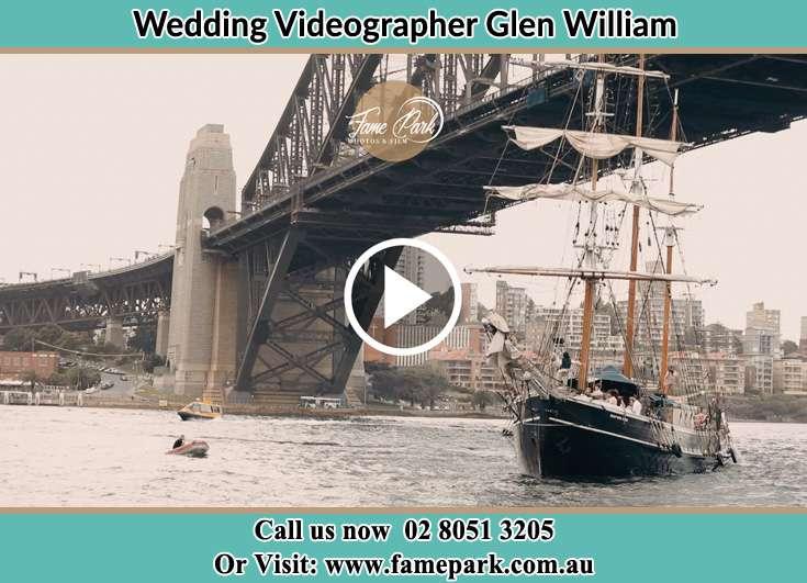 The view shot under the bridge Glen William NSW 2321