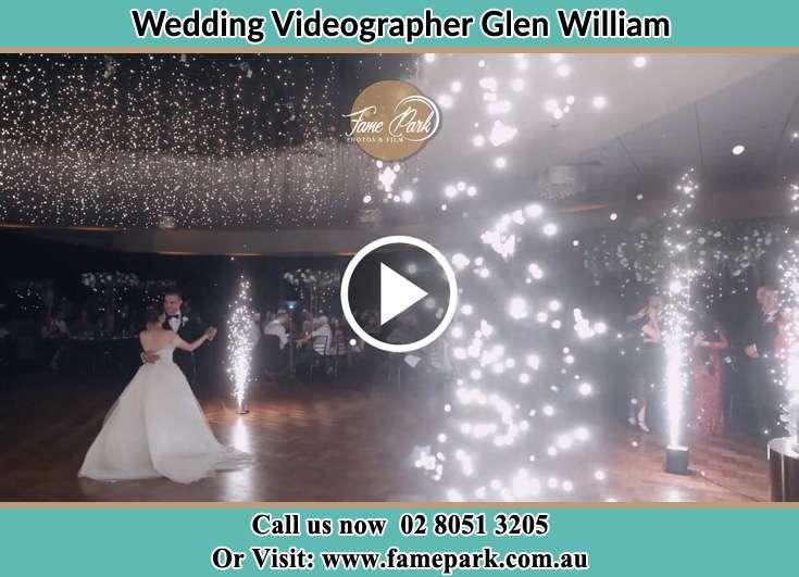 The new couple dancing on the dance floor Glen William NSW 2321