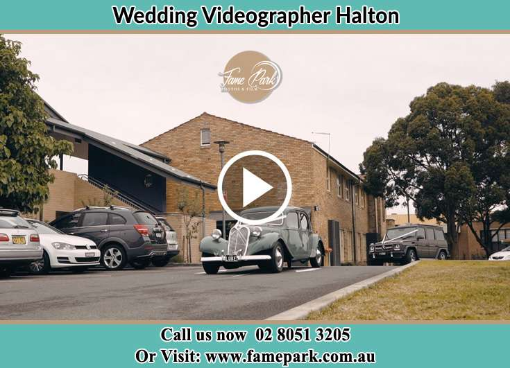The Bridal car Halton NSW 2311
