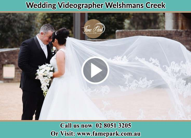 The Groom and the Bride looking at each other Welshmans Creek NSW 2420