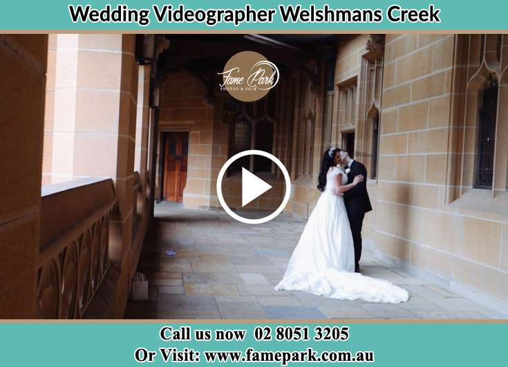 The new couple kissing Welshmans Creek NSW 2420