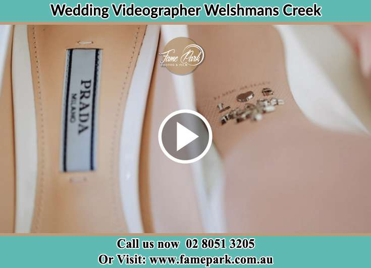 The Brides wedding shoes Welshmans Creek NSW 2420